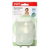 PIGEON Nose Cleaner Tube Type [PR050564] - Baby Aspirator