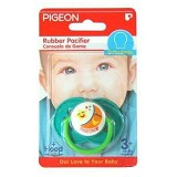 PIGEON Rubber Pacifier TG2 Orthodontic Flower G - Dot Bayi / Pacifier & Teethers