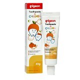 PIGEON Toothpaste 45Gr Orange