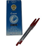 PILOT Pen BPT-P 8WPT-BPTP09 - Red