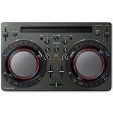PIONEER Compact DJ Software Controller [DDJ-WeGO4-K] - Black - Dj Controller