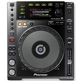 PIONEER Digital Multi Player [CDJ-850] - Black - Cdj / Cd Player