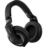 PIONEER Flagship Pro-DJ Monitor Headphones [HDJ-2000MK2-K] - Black - Headphone Amplifier