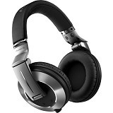 PIONEER Flagship Pro-DJ Monitor Headphones [HDJ-2000MK2-W] - White - Headphone Amplifier