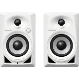 PIONEER Monitor Speaker [DM-40-W] - White - Monitor Speaker System Active