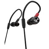 PIONEER Professional In-ear Headphones for DJs [DJE-2000-K] - Black - Headphone Amplifier
