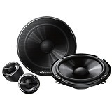 PIONEER TS-G1605C Speaker 2way - Car Audio System