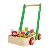 PLAN TOYS Bird Walker [PT5176] - Baby Walker