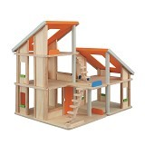PLAN TOYS Chalet Dollhouse [PT7139]