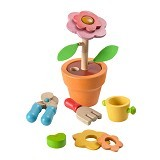 PLAN TOYS Flower Set [PT4608] - Wooden Toy