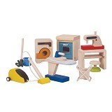 PLAN TOYS Household Accessories [PT9710] - Mainan Simulasi