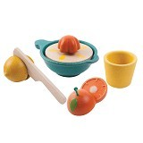 PLAN TOYS Juicer Set [PT3610] - Mainan Masak Masakan / Kitchen Toys