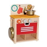 PLAN TOYS Kitchen Set [PT3603] - Mainan Masak Masakan / Kitchen Toys
