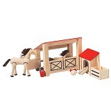 PLAN TOYS Stable [PT7149]