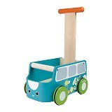 PLAN TOYS Van Walker [PT5186] - Blue