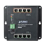 PLANET Gigabit Ethernet Switch [WGS-804HP] - Switch Unmanaged