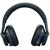 PLANTRONICS Backbeat Pro Wireless Active Noise Canceling Headphones with Mic - Black - Headset Bluetooth