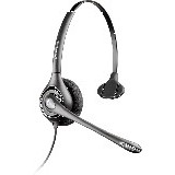 PLANTRONICS SupraPlus [HW251N+M22] (Merchant) - Headset Pc / Voip / Live Chat