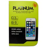 PLATINUM Lenovo S850 Tempered Glass Screen Protector - Screen Protector Handphone