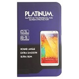 PLATINUM Samsung Galaxy S5 Privacy (Anti Spy) Tempered Glass Screen Protector - Screen Protector Handphone