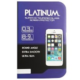 PLATINUM Apple iPhone 5/5s Privacy (Anti Spy) Tempered Glass Screen Protector - Screen Protector Handphone