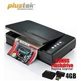 PLUSTEK OpticBook 4800 - Scanner Flatbed