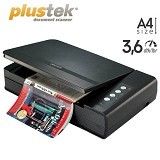 PLUSTEK OpticBook 4800 - Scanner Bisnis Flatbed