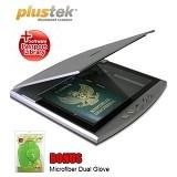 PLUSTEK OpticSlim 550 + Passport Library - Scanner Flatbed