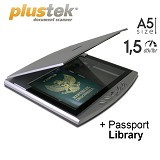 PLUSTEK OpticSlim 550 Plus + Passport Library