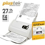PLUSTEK SmartOffice PS283 + Software Scan Faktur Pajak - Scanner Multi Document