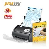 PLUSTEK SmartOffice PS286 Plus + Software LJK - Scanner Multi Document