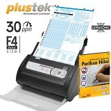 PLUSTEK SmartOffice PS3060U + Software LJK