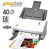 PLUSTEK SmartOffice [PS406U] - Scanner Multi Document