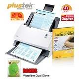 PLUSTEK SmartOffice [PS406U] + Software LJK - Scanner Automatic Feeding / ADF