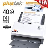 PLUSTEK SmartOffice PS4080U - Scanner Multi Document