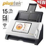 PLUSTEK eScan A150 - Scanner Multi Document