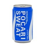 POCARI SWEAT Can 330ml x 24 Pcs - Minuman Isotonik