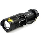 POCKETMAN Senter LED Flashlight 2000 Lumens Waterproof (Merchant) - Senter / Lantern