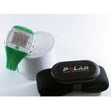 POLAR Heart Rate Monitor [FT4] - Green (Merchant) - Gps & Running Watches