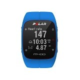 POLAR Sports Watch with GPS [M400] - Blue - Gps & Running Watches
