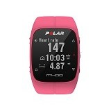 POLAR Sports Watch with GPS [M400] - Pink - Gps & Running Watches