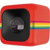 POLAROID Cube Camera - Red (Merchant) - Camera Instant / Polaroid