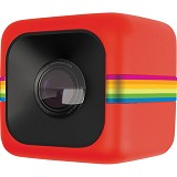 POLAROID Cube Camera - Red - Camera Instant / Polaroid