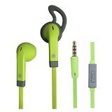POLAROID Earphone [PR-E495-GR] - Green (Merchant) - Earphone Ear Monitor / Iem