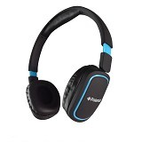 POLAROID On Ear Headphone [PR-H003-BU] - Blue (Merchant) - Headphone Portable