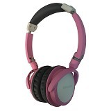 POLAROID On Ear Headphone [PR-H096-PK] - Pink (Merchant) - Headphone Portable