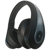 POLAROID Over Ear Headphone [PR-H004-BK] - Black (Merchant) - Headphone Full Size