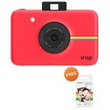 POLAROID Snap Kamera Pocket - Merah - Camera Pocket / Point and Shot