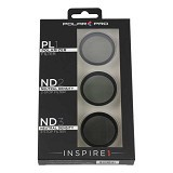 POLARPRO Inspire 1 Filter 3-Pack (Merchant) - Filter Polarizer