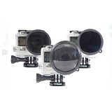 POLARPRO Standard Housing 3 Pack Polarized-ND-Macro - Filter Polarizer